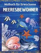 MEERESBEWOHNER - Malbuch für Erwachsene