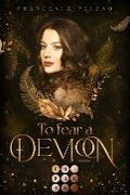 To Fear a Demon (Erbin der Lilith 1)