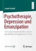 Psychotherapie, Depression und Emanzipation