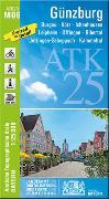 ATK25-M06 Günzburg (Amtliche Topographische Karte 1:25000)