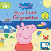 Peppa Pig - Peppa findet Gegensätze