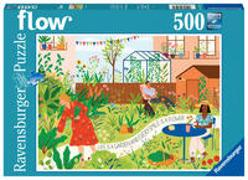 Ravensburger Puzzle - Life is a Garden - 500 Teile