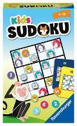 Ravensburger® - Kids Sudoku - 20850 - Logikspiel für ein Kind von 5 bis 10 Jahren