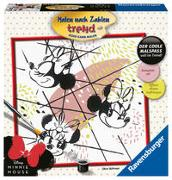 Ravensburger Malen nach Zahlen 29697 – Minnie Style – ab 12 Jahren