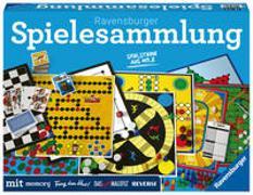 Ravensburger Spielesammlung 27293 Familienspiele 2022 D - Spielesammlung für die ganze Familie, Spiel für Kinder und Erwachsene ab 4 Jahren, für 2-10 Spieler