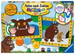 Ravensburger Malen nach Zahlen 20054 – Der Grüffelo – Kinder 5-7 Jahren