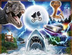 Ravensburger Puzzle 17152 - Universals Filmklassiker - 2000 Teile Puzzle für Erwachsene und Kinder ab 14 Jahren