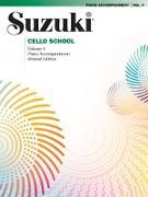 Suzuki Cello School Piano Acc., Vol. 4