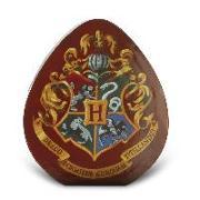 HARRY POTTER Hogwarts Geschenkbox Glas