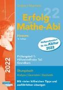 Erfolg im Mathe-Abi 2022 Hessen Grundkurs Prüfungsteil 1: Hilfsmittelfreier Teil