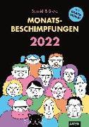 Monatsbeschimpfungen 2022