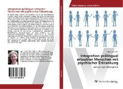 Integration prälingual ertaubter Menschen mit psychischer Erkrankung