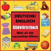Deutsche/ Englisch Bildwörterbuch