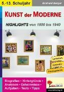 Kunst der Moderne