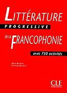 Littérature progressive de la francophonie avec 750 activités.