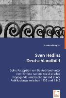 Sven Hedins Deutschlandbild