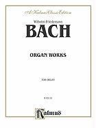 Bach Organ Works: For Organ