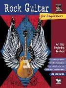 Rock Guitar for Beginners: An Easy Beginning Method, Enhanced CD