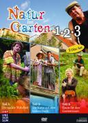 Natur im Garten 1-3
