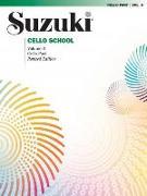 Suzuki Cello School, Vol 8: Cello Part