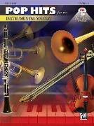 Pop Hits for the Instrumental Soloist: Horn in F, Book & CD