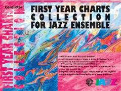 First Year Charts Collection for Jazz Ensemble: 1st B-Flat Tenor Saxophone