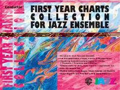 First Year Charts Collection for Jazz Ensemble: E-Flat Baritone Saxophone