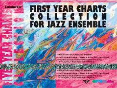 First Year Charts Collection for Jazz Ensemble: 1st Trombone