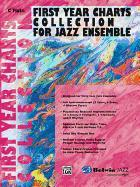 First Year Charts Collection for Jazz Ensemble: C Flute