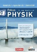 Fokus Physik Oberstufe 12. Gymnasium. Handreichungen für den Unterricht mit DVD-ROM. BY