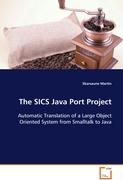 The SICS Java Port Project