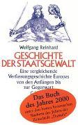 Geschichte der Staatsgewalt