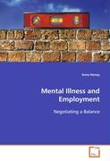 Mental Illness and Employment