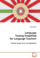Language Testing Simplified for Language Teachers