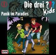 Die Drei ??? Kids (Folge 1) - Panik im Paradies