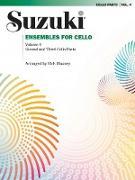 Ensembles for Cello, Vol 4