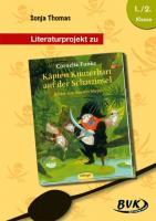 """Literaturprojekt zu """"Käpten Knitterbart auf der Schatzinsel"""""""