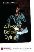 Diesterwegs Neusprachliche Bibliothek - Englische Abteilung / A Lesson Before Dying
