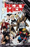 Next Men Premiere Edition Volume 1