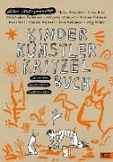 Kinder Künstler Kritzelbuch