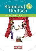 Standard Deutsch, 5./6. Schuljahr, Vorhang auf!, Leseheft mit Lösungen