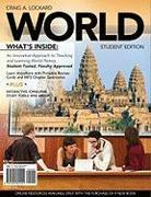 WORLD (with Review Cards and History CourseMate with eBook, Wadsworth World History Resource Center 2-Semester Printed Access Car