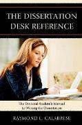 Dissertation Desk Reference