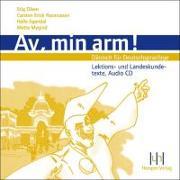 Av, min arm! Audio-CD