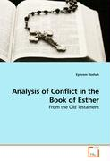 Analysis of Conflict in the Book of Esther