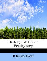 History Of Huron Presbytery