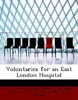 Voluntaries For An East London Hospital