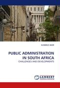PUBLIC ADMINISTRATION IN SOUTH AFRICA