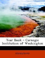 Year Book - Carnegie Institution of Washington