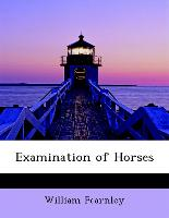 Examination of Horses